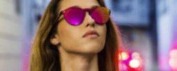 Gafas de sol - Gafas de MADERA - Mosca Negra